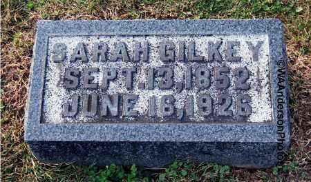 GILKEY, SARAH - Gallia County, Ohio   SARAH GILKEY - Ohio Gravestone Photos