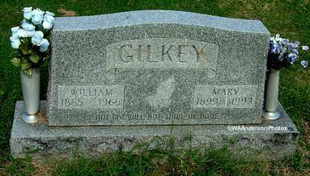 GILKEY, MARY - Gallia County, Ohio | MARY GILKEY - Ohio Gravestone Photos