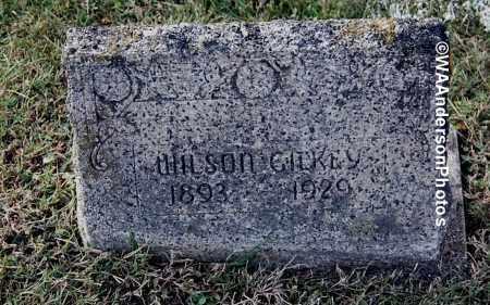 GILKEY, WILSON - Gallia County, Ohio | WILSON GILKEY - Ohio Gravestone Photos