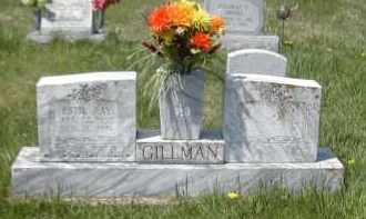 GILLMAN, ESTIL - Gallia County, Ohio | ESTIL GILLMAN - Ohio Gravestone Photos