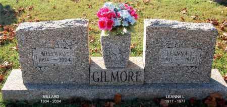 GILMORE, MILLARD - Gallia County, Ohio | MILLARD GILMORE - Ohio Gravestone Photos