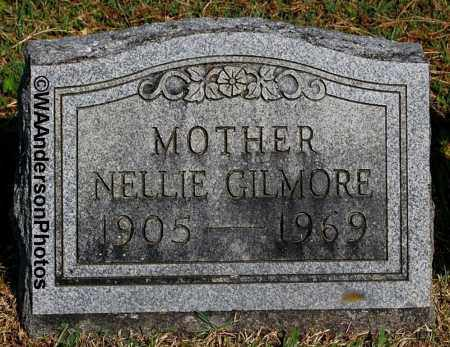 GILMORE, NELLIE - Gallia County, Ohio | NELLIE GILMORE - Ohio Gravestone Photos