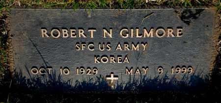 GILMORE, ROBERT N - Gallia County, Ohio | ROBERT N GILMORE - Ohio Gravestone Photos