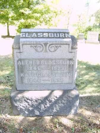 GLASSBURN, ALFRED - Gallia County, Ohio | ALFRED GLASSBURN - Ohio Gravestone Photos
