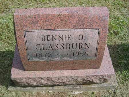 GLASSBURN, BENNIE - Gallia County, Ohio | BENNIE GLASSBURN - Ohio Gravestone Photos