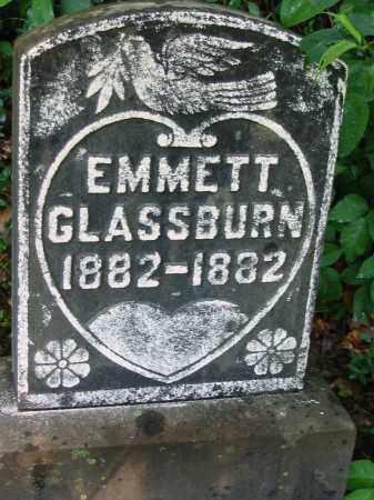 GLASSBURN, EMMETT - Gallia County, Ohio | EMMETT GLASSBURN - Ohio Gravestone Photos