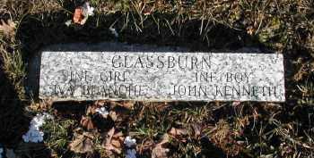 GLASSBURN, IVA - Gallia County, Ohio | IVA GLASSBURN - Ohio Gravestone Photos
