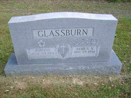 GLASSBURN, JAMES - Gallia County, Ohio   JAMES GLASSBURN - Ohio Gravestone Photos