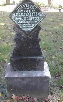 GLASSBURN, JESTA - Gallia County, Ohio | JESTA GLASSBURN - Ohio Gravestone Photos