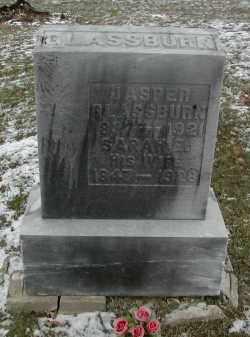 GLASSBURN, JASPER - Gallia County, Ohio | JASPER GLASSBURN - Ohio Gravestone Photos