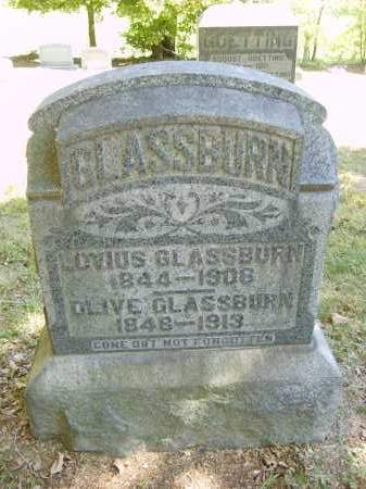 GLASSBURN, LOVIUS - Gallia County, Ohio | LOVIUS GLASSBURN - Ohio Gravestone Photos