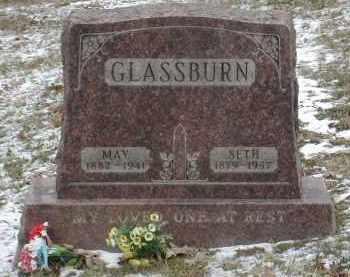 GLASSBURN, MAY - Gallia County, Ohio | MAY GLASSBURN - Ohio Gravestone Photos