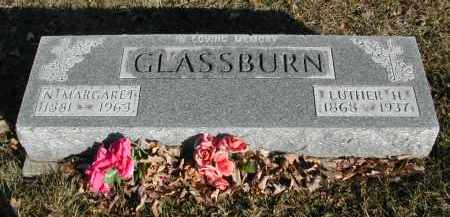 GLASSBURN, LUTHER H. - Gallia County, Ohio | LUTHER H. GLASSBURN - Ohio Gravestone Photos