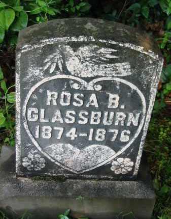 GLASSBURN, ROSA B. - Gallia County, Ohio | ROSA B. GLASSBURN - Ohio Gravestone Photos