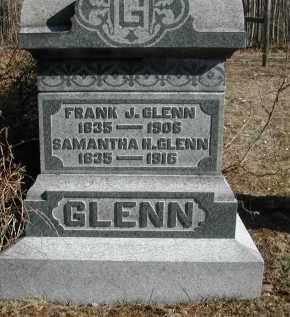 GLENN, SAMANTHA H. - Gallia County, Ohio | SAMANTHA H. GLENN - Ohio Gravestone Photos