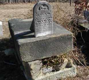 GLENN, FLORA M. - Gallia County, Ohio   FLORA M. GLENN - Ohio Gravestone Photos