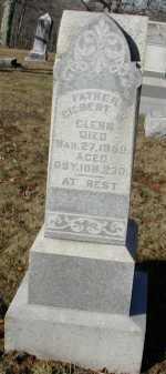 GLENN, GILBERT W. - Gallia County, Ohio | GILBERT W. GLENN - Ohio Gravestone Photos