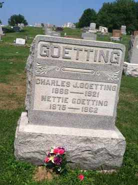 GOETTING, CHARLES - Gallia County, Ohio | CHARLES GOETTING - Ohio Gravestone Photos