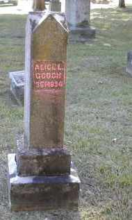GOOCH, ALICE - Gallia County, Ohio | ALICE GOOCH - Ohio Gravestone Photos