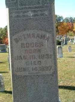 GOOCH, BETHSANA - Gallia County, Ohio   BETHSANA GOOCH - Ohio Gravestone Photos