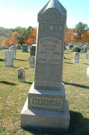 GOOCH, BETHSANA - Gallia County, Ohio | BETHSANA GOOCH - Ohio Gravestone Photos
