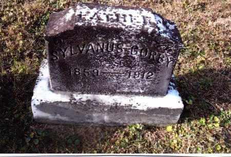 GORBY, SYLVANUS - Gallia County, Ohio | SYLVANUS GORBY - Ohio Gravestone Photos