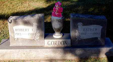 GORDON, ESTHER - Gallia County, Ohio | ESTHER GORDON - Ohio Gravestone Photos