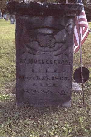 GORDON, SAMUEL - Gallia County, Ohio | SAMUEL GORDON - Ohio Gravestone Photos