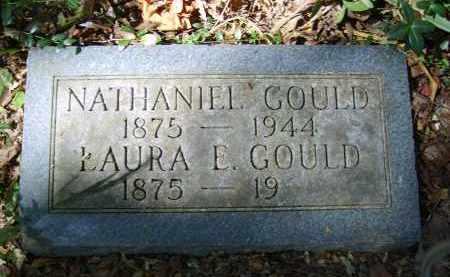 GOULD, NATHANIEL - Gallia County, Ohio | NATHANIEL GOULD - Ohio Gravestone Photos