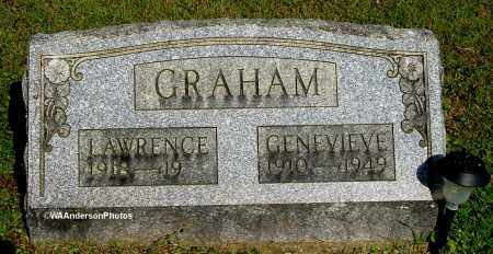 GRAHAM, GENEVIEVE - Gallia County, Ohio | GENEVIEVE GRAHAM - Ohio Gravestone Photos