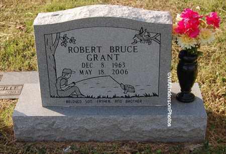 GRANT, ROBERT BRUCE - Gallia County, Ohio | ROBERT BRUCE GRANT - Ohio Gravestone Photos