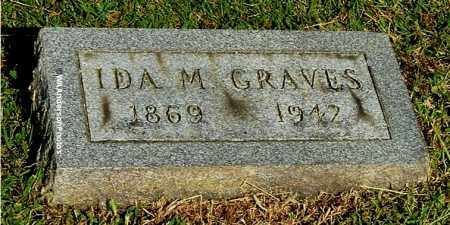 STONE GRAVES, IDA M - Gallia County, Ohio | IDA M STONE GRAVES - Ohio Gravestone Photos