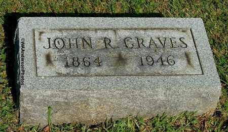 GRAVES, JOHN R - Gallia County, Ohio | JOHN R GRAVES - Ohio Gravestone Photos