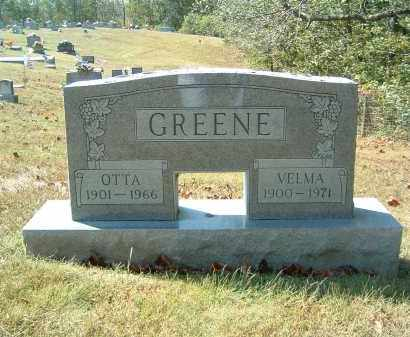 GREENE, OTTA - Gallia County, Ohio | OTTA GREENE - Ohio Gravestone Photos