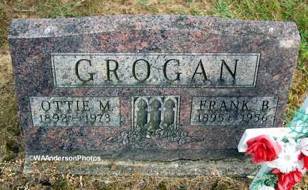 GROGAN, FRANK B - Gallia County, Ohio   FRANK B GROGAN - Ohio Gravestone Photos