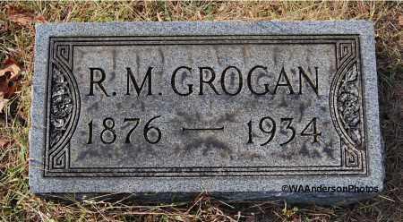 GROGAN, RICHARD MCCULLOGH - Gallia County, Ohio | RICHARD MCCULLOGH GROGAN - Ohio Gravestone Photos