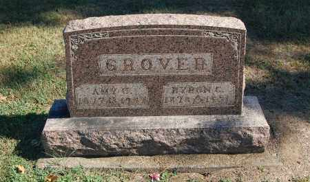 GROVER, AMY U. - Gallia County, Ohio | AMY U. GROVER - Ohio Gravestone Photos