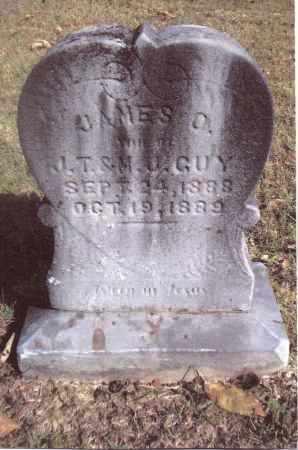 GUY, JAMES O. - Gallia County, Ohio | JAMES O. GUY - Ohio Gravestone Photos