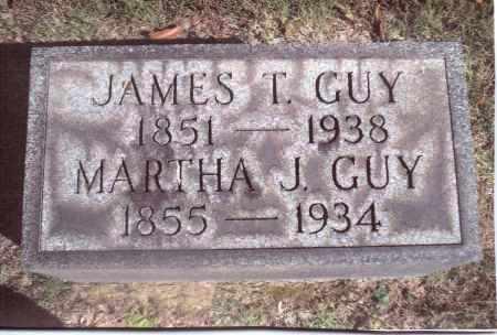 GUY, JAMES T. - Gallia County, Ohio | JAMES T. GUY - Ohio Gravestone Photos