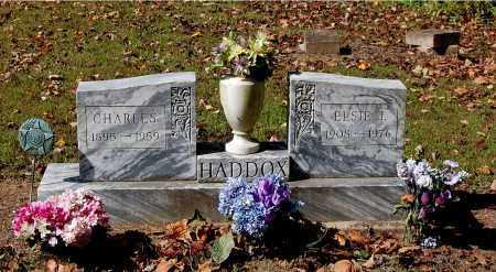 LITTLE HADDOX, ELSIE I - Gallia County, Ohio | ELSIE I LITTLE HADDOX - Ohio Gravestone Photos