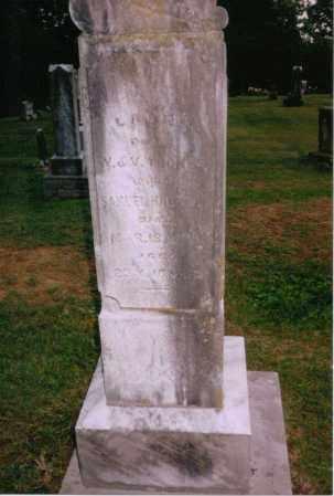 THOMAS HALFHILL, LAURA - Gallia County, Ohio | LAURA THOMAS HALFHILL - Ohio Gravestone Photos