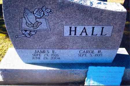 HALL, JAMES E. - Gallia County, Ohio | JAMES E. HALL - Ohio Gravestone Photos