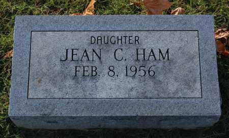 HAM, JEAN C. - Gallia County, Ohio | JEAN C. HAM - Ohio Gravestone Photos
