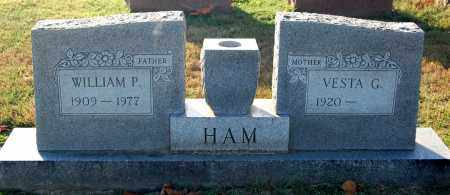 HAM, WILLIAM - Gallia County, Ohio | WILLIAM HAM - Ohio Gravestone Photos