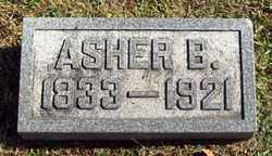 HAMILTON, ASHER B. - Gallia County, Ohio | ASHER B. HAMILTON - Ohio Gravestone Photos