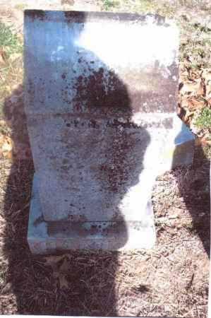 HAMLIN, MARY E. - Gallia County, Ohio | MARY E. HAMLIN - Ohio Gravestone Photos