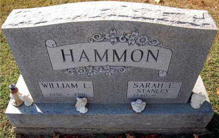 STANLEY HAMMON, SARAH E. - Gallia County, Ohio | SARAH E. STANLEY HAMMON - Ohio Gravestone Photos