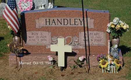HANDLEY, A. PEARL - Gallia County, Ohio | A. PEARL HANDLEY - Ohio Gravestone Photos