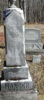 HANGER, MANDANE - Gallia County, Ohio | MANDANE HANGER - Ohio Gravestone Photos