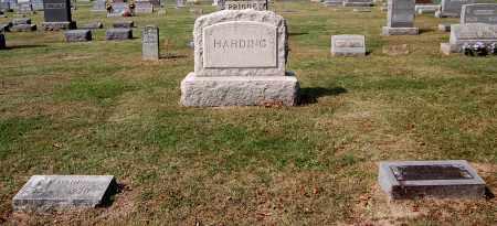 HARDING, FAMILY MONUMENT - Gallia County, Ohio | FAMILY MONUMENT HARDING - Ohio Gravestone Photos